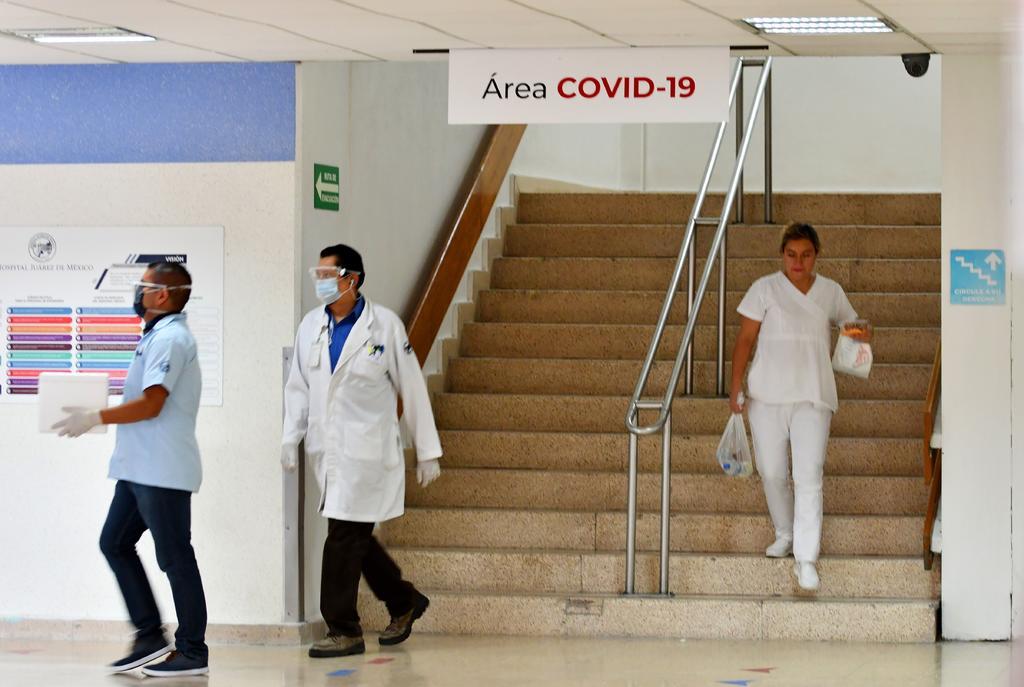 En poco más de tres meses la pandemia del nuevo coronavirus en México, superó los muertos de la violencia homicida en el país que apunta a establecer nuevo récord, según las estadísticas gubernamentales. (ARCHIVO)
