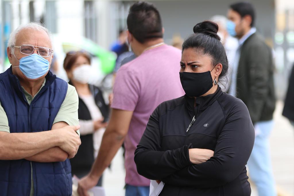 Las autoridades de Salud del estado de Durango, presentaron como cada día la actualización sobre casos de COVID-19, enfermedad causada por el coronavirus SARS-CoV-2. (ARCHIVO)
