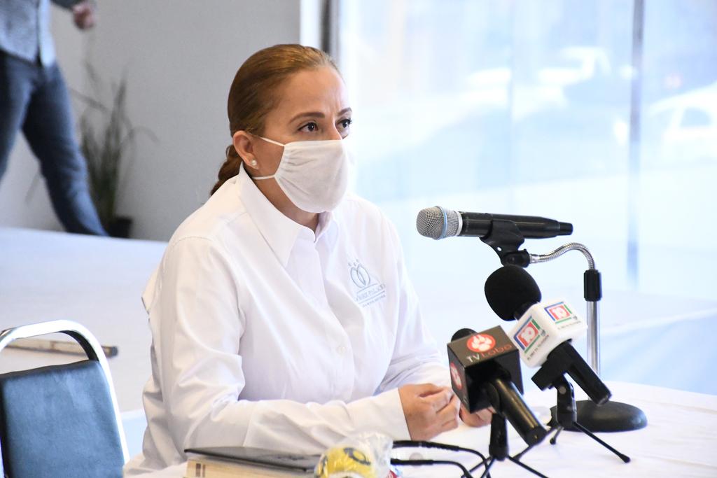 La alcaldesa de Gómez Palacio, Marina Vitela, consideró necesario que los tres órdenes de Gobierno trabajen de manera conjunta.