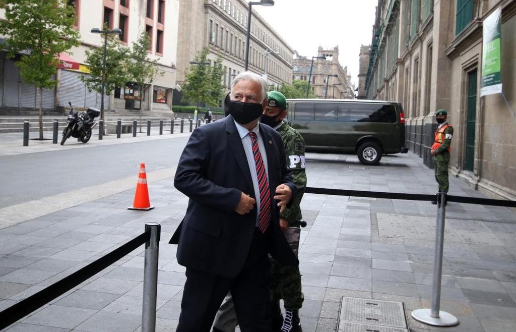 Miguel Torruco, secretario de Turismo, señaló que levantará una denuncia, ya que tratan de dañar la imagen de la secretaría.