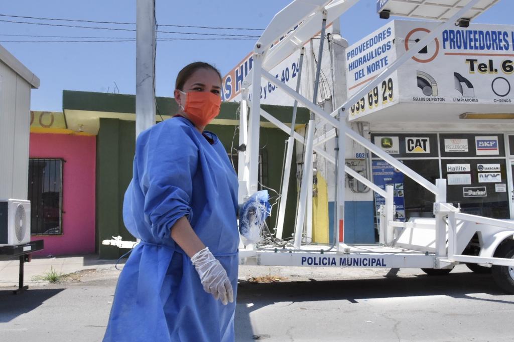 La Secretaría de Salud de Coahuila reportó 26 fallecimientos por COVID-19, así como 369 nuevos casos de la enfermedad en la entidad. (ARCHIVO)