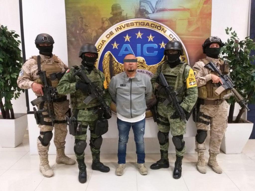 Este domingo, José Antonio Yépez Ortiz, alias 'El Marro', fue vinculado a proceso por los delitos de Secuestro y homicidio, así lo dio a conocer la Fiscalía General de Guanajuato. (CORTESÍA)