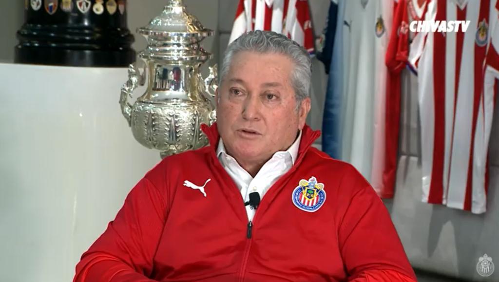 Vucetich expresó que las exigencias que tiene Chivas de inmediato es buscar los resultados, y en un momento dado ser campeones. (ESPECIAL)