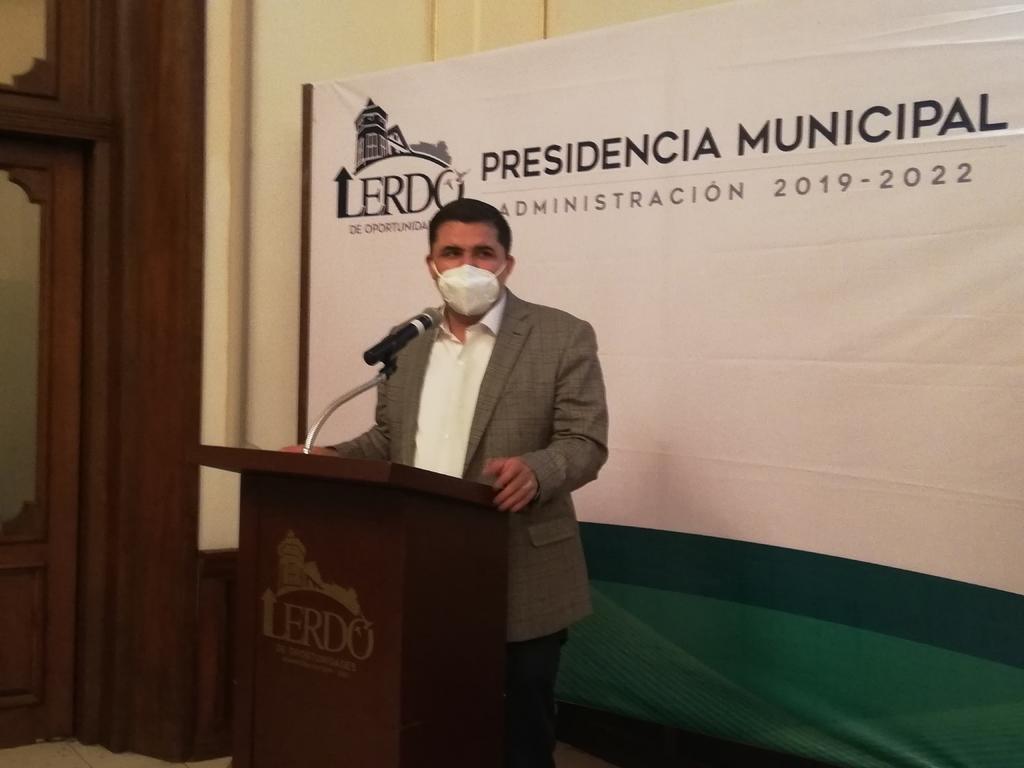 Para el presidente municipal Homero Martínez Cabrera, la desaparición del programa de Fortalecimiento para la Seguridad (FORTASEG) podría traer consigo una crisis de seguridad en el país. (ARCHIVO)