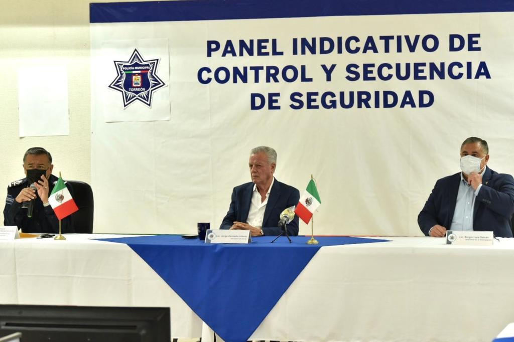 El proyecto se anunció en rueda de prensa durante este miércoles en las propias instalaciones de la DSPM. (ÉRICK SOTOMAYOR)