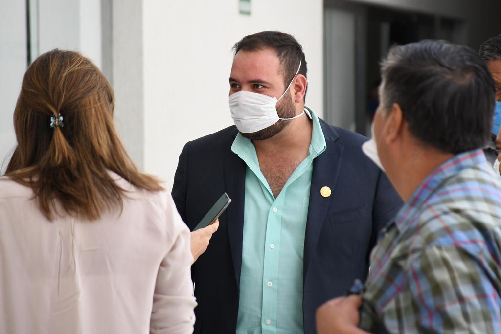 Ante el complicado panorama por el repunte de contagios de COVID-19 en la región Lagunera, se volverán a cancelar actividades que ya estaban permitidas. (EL SIGLO DE TORREÓN)