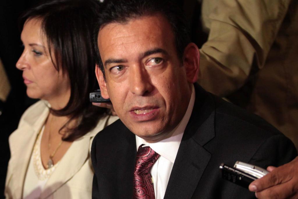 El exgobernador de Coahuila, Humberto Moreira, se dijo estar satisfecho por el reconocimiento de su inocencia. (ARCHIVO)