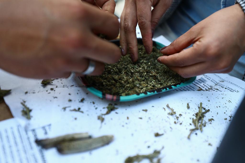 La aprobación de la marihuana lúdica se aprobó en el Cámara del Senado la semana pasada.