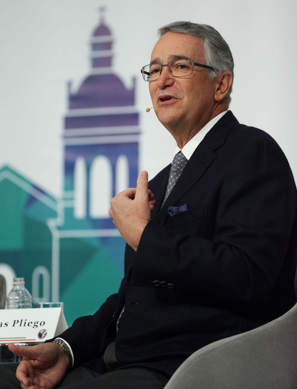 El empresario Ricardo Salinas Pliego señaló que el sistema socialista no ha prosperado.
