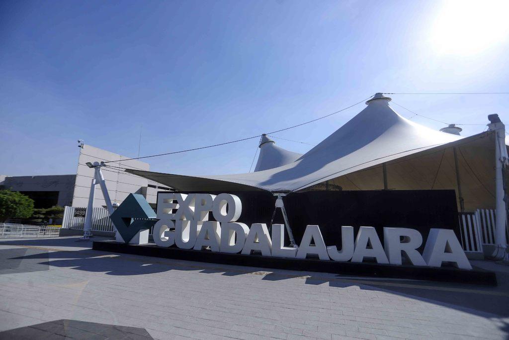 Ausencia. Las instalaciones de la Expo Guadalajara lucen solitarias ante la pandemia.