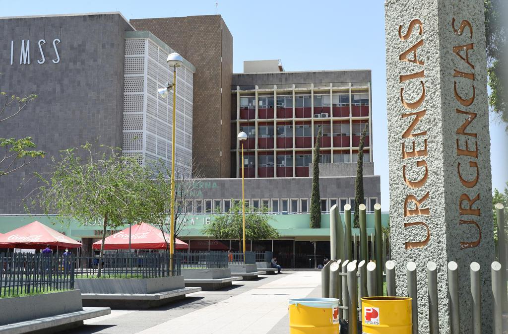 Los Hospitales Generales de Zona (HGZ) número 16 y 18 del IMSS tienen una capacidad total de 76 y 60 camas y su ocupación es del 64.5% y 68.3%, respectivamente. (ARCHIVO)