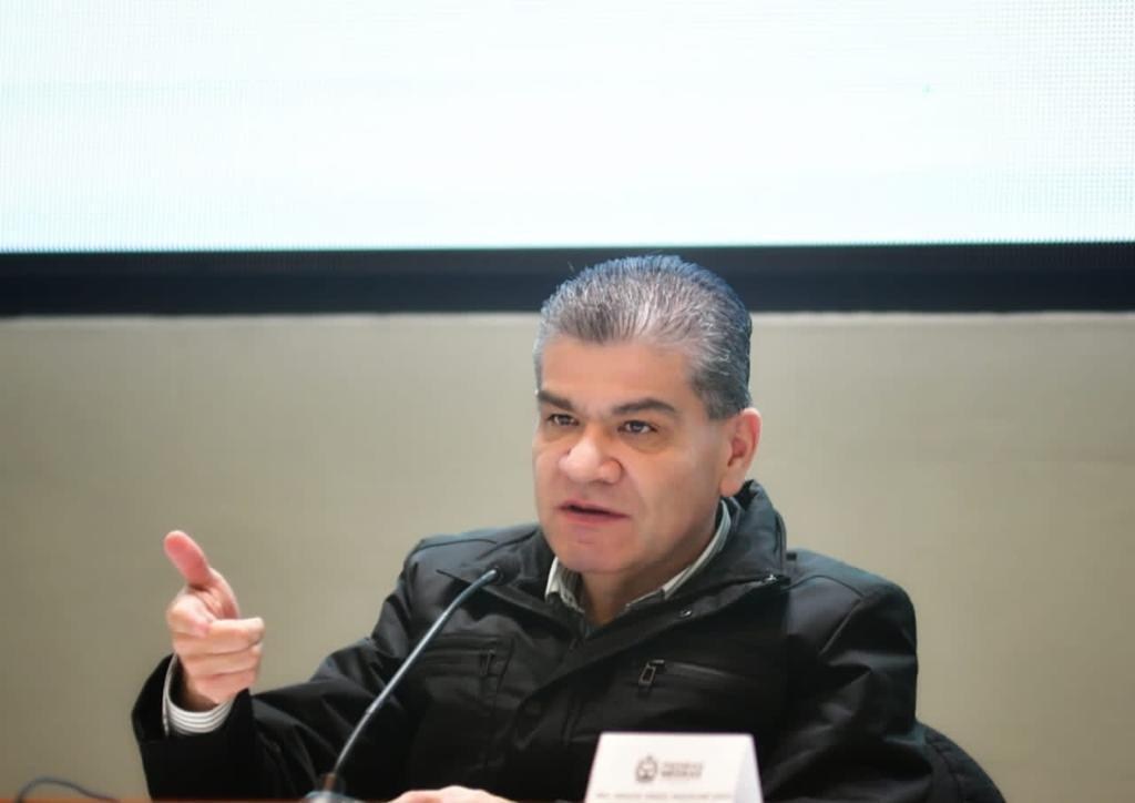 Riquelme Solís señaló que lamentablemente, AMLO traduce dicho comunicado a un formato político, donde aseguró que ya lo intentaron por carta, por oficio, de manera directa y no se ha obtenido una respuesta. (TWITTER)