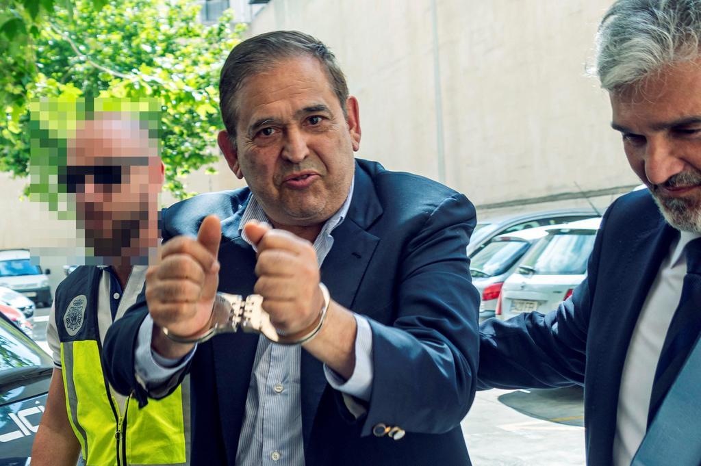 Un juez federal aprobó a la Fiscalía General de la República (FGR) que ejecute una orden de aprehensión contra el dueño de Altos Hornos, Alonso Ancira, una vez que sea entregado de España a México.(ARCHIVO)