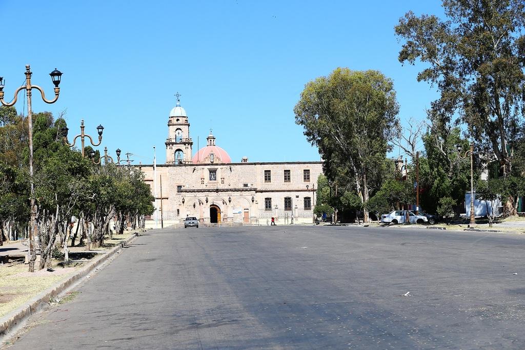 Se anuncia el cierre del santuario a la Virgen de Guadalupe para evitar aglomeraciones.