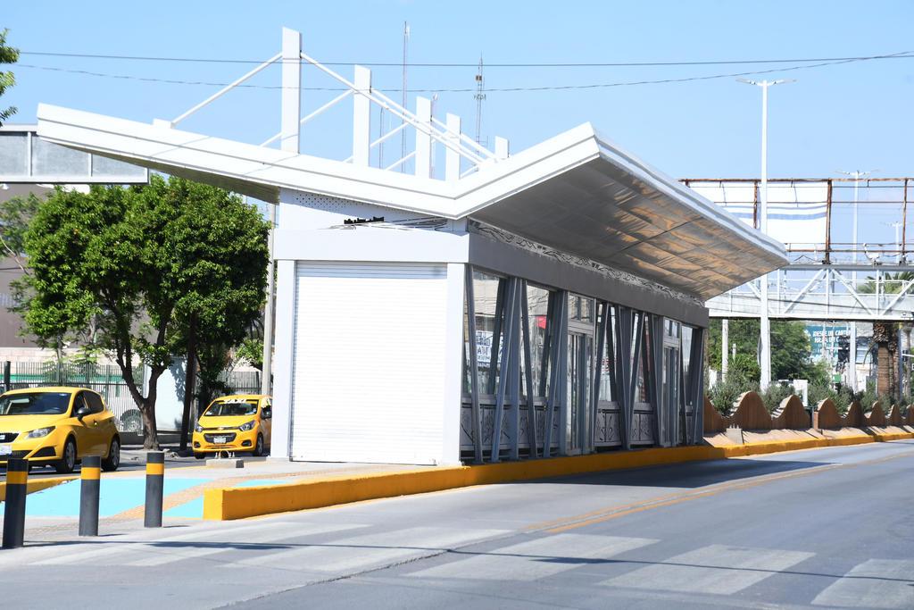La obra fue iniciada durante la administración de Rubén Moreira. Este proyecto operará en los municipios de Torreón y Matamoros, y el pasado 16 de noviembre cumplió cuatro años en construcción. (ARCHIVO)