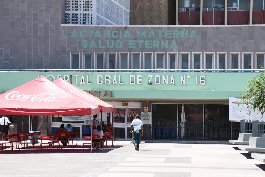 Torreón ocupó ayer el primer lugar, con 229 internamientos. (ARCHIVO)