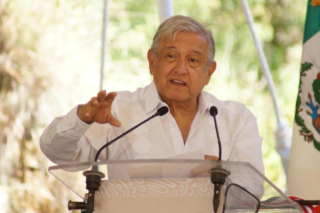 México está de acuerdo en reducir pedidos de la dosis de la vacuna de Pfizer contra la COVID-19 para que la Organización de las Naciones Unidas (ONU) reciba una cantidad del biológico y pueda entregarlo a los países más pobres, reveló este domingo el presidente, Andrés Manuel López Obrador. (ARCHIVO)