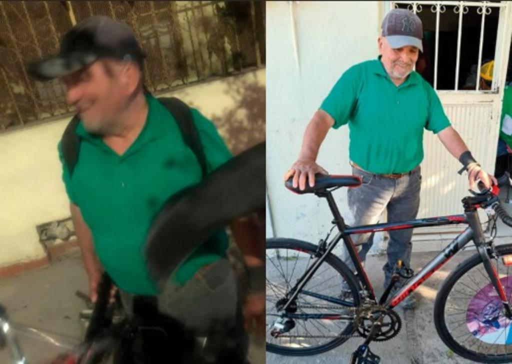 El pasado jueves 21 de enero por la noche, a través de redes sociales, una internauta de Torreón reportó a través de su Facebook a una camioneta blanca que arrolló a alta velocidad a un ciclista que circulaba sobre Diagonal Reforma. (Especial)