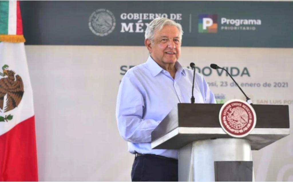 De acuerdo al presidente Andrés Manuel López Obrador aseguró que la economía de México crecerá hasta un cinco por ciento en 2021 a pesar de la crisis económica derivada por la pandemia de COVD-19. (ESPECIAL)