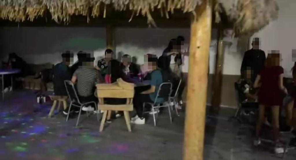 Este fin de semana se organizaron fiestas clandestinas en distintos puntos del municipio de Torreón que significan un alto riesgo de transmisión del virus SARS-CoV-2. (EL SIGLO DE TORREÓN)