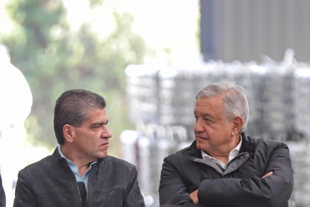 El gobernador de Coahuila, Miguel Riquelme, escribió a través de sus redes sociales un mensaje para el presidente de México, Andrés Manuel López Obrador, quien este domingo manifestó que resultó positivo al COVID-19. (ESPECIAL)