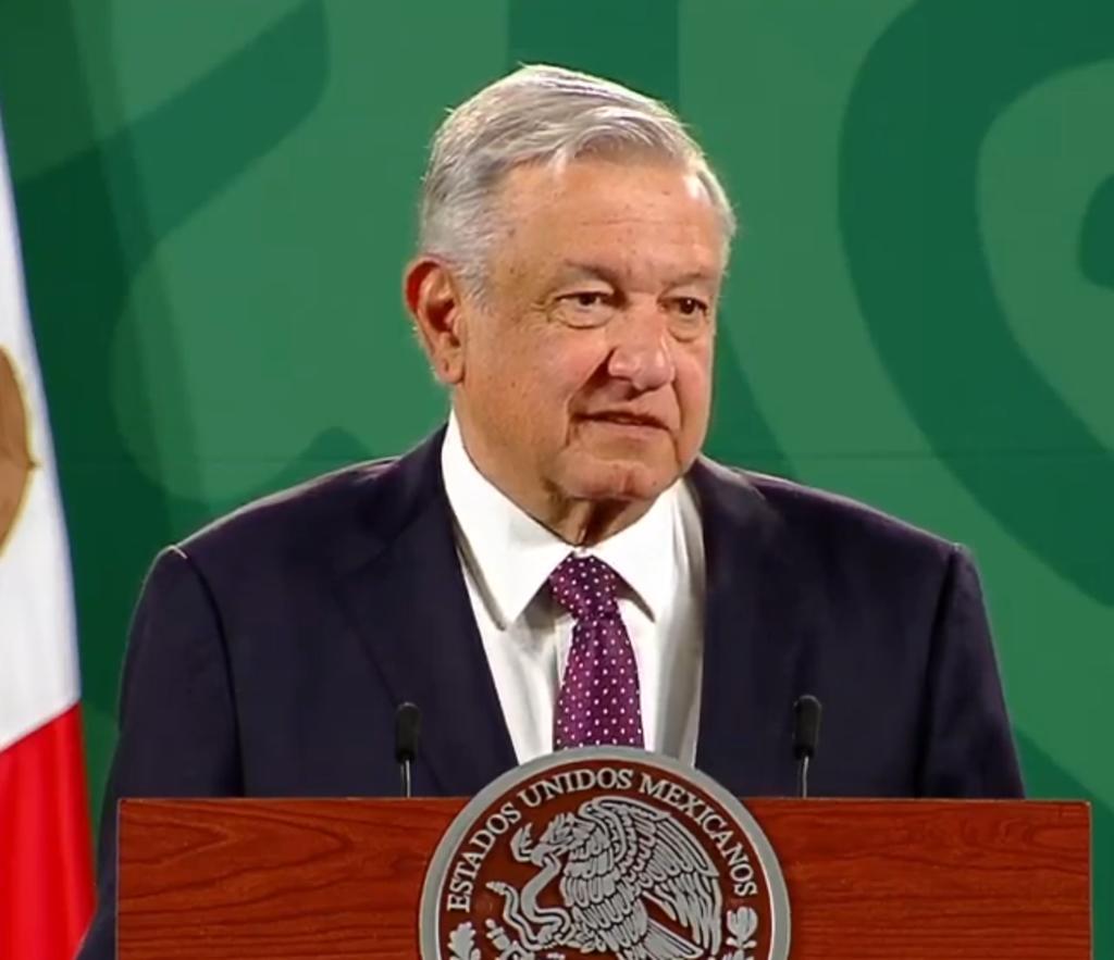 Andrés Manuel López Obrador pidió no confundir la detención de Emma Coronel, esposa de Joaquín  El Chapo  Guzmán, con el caso del general Salvador Cienfuegos,  le corresponde a la justicia de EUA atenderlo .