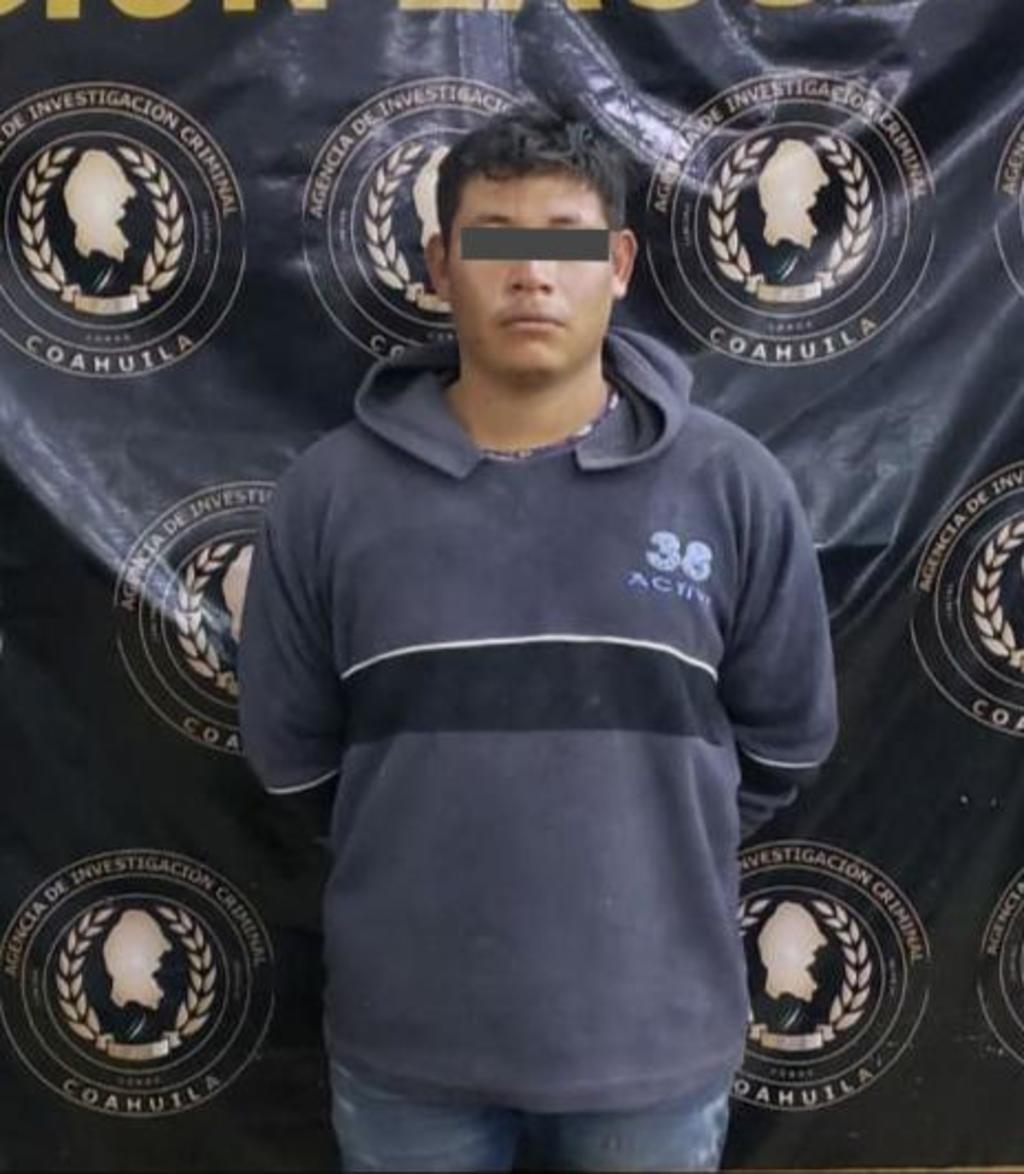 """El inculpado fue identificado como Alfredo """"N"""" de 24 años de edad, con domicilio en el sector habitacional mencionado. (EL SIGLO DE TORREÓN)"""