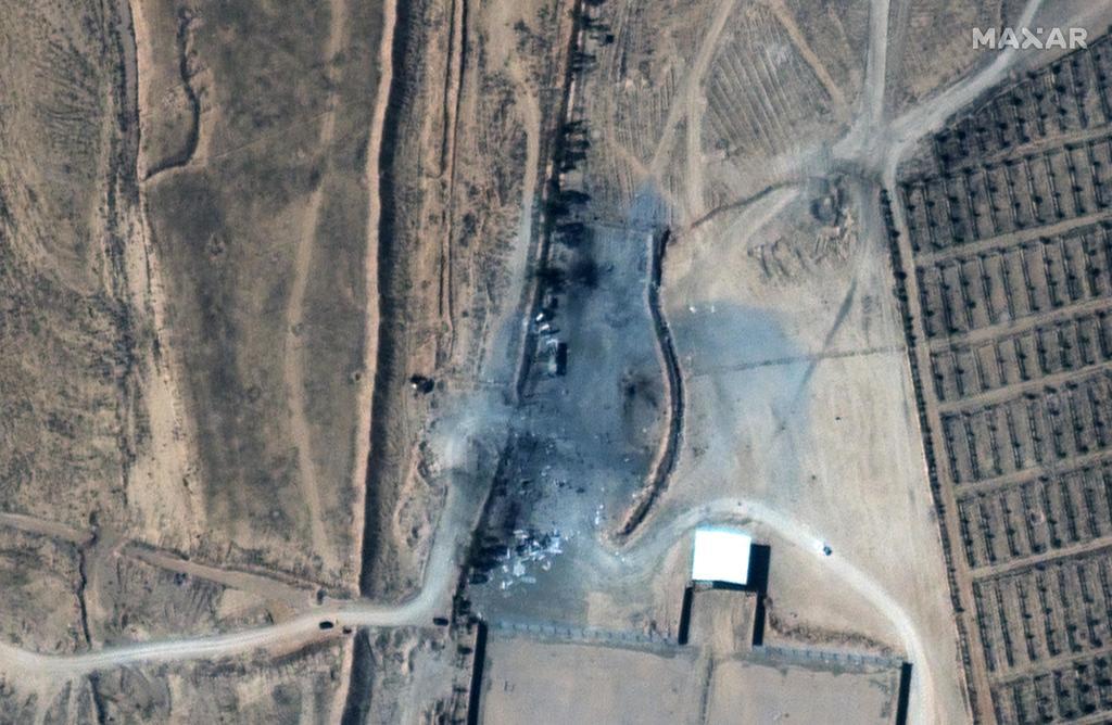 En el ataque estadounidense murieron al menos 22 combatientes de las milicias proiraníes.