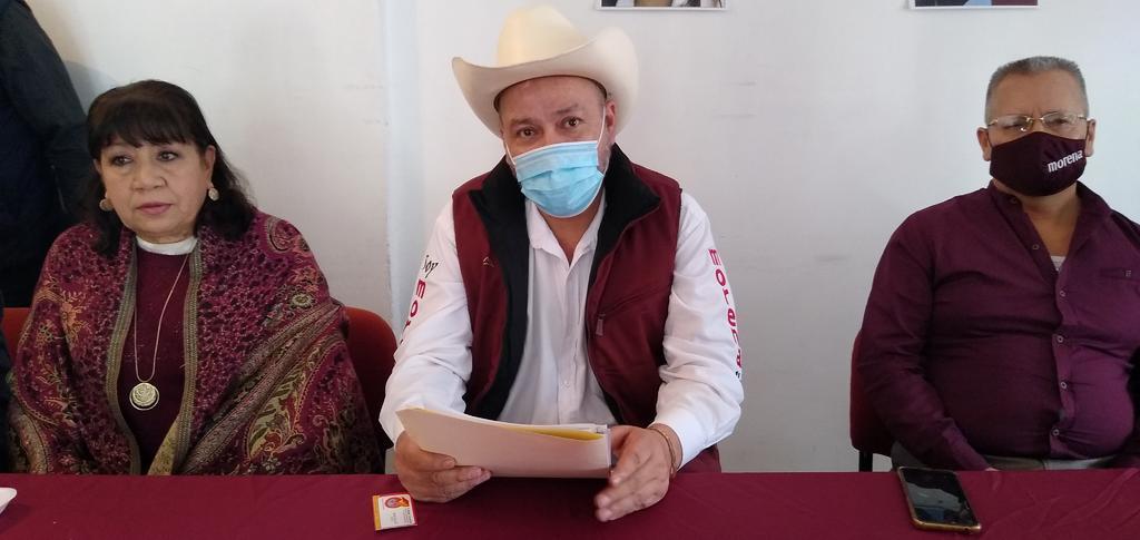 Ante la efervescencia que desata este momento electoral del estado Rosendo Salgado comentó que han incrementado las descalificaciones en su contra. (DIANA GONZÁLEZ)