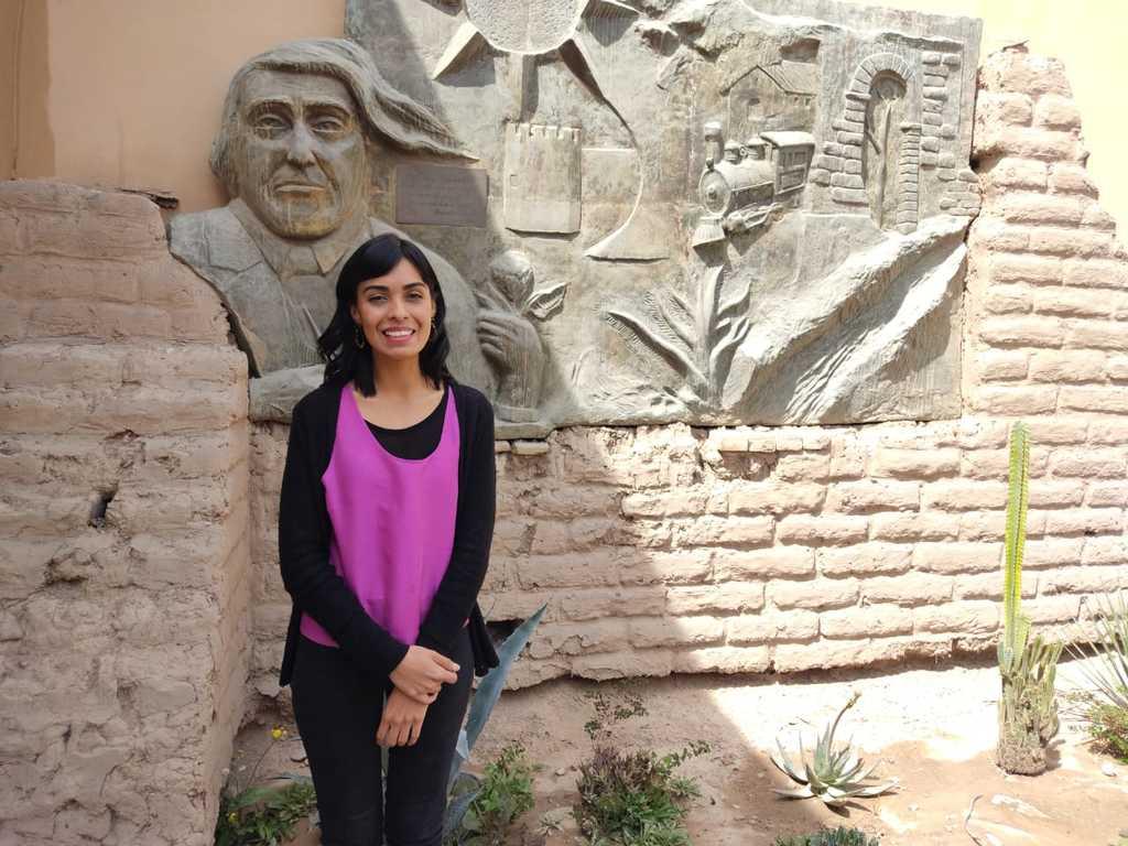 Nombramiento. Leslie Steffany Sánchez Escobar tomó las riendas del Museo del Algodón desde el pasado 1 de marzo.