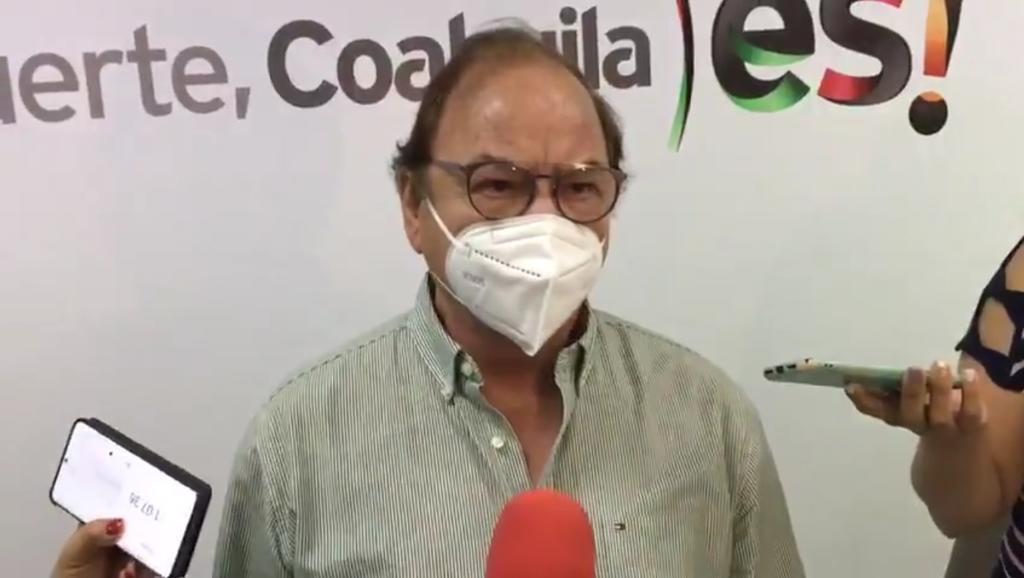 El secretario de Salud en Coahuila, Roberto Bernal Gómez, consideró que dada la disminución de hospitalizaciones y nuevos contagios de COVID-19 sí hay condiciones para que la afición del Club Santos Laguna regrese a los partidos que se celebran en el estadio Territorio Santos Modelo. (EL SIGLO DE TORREÓN)