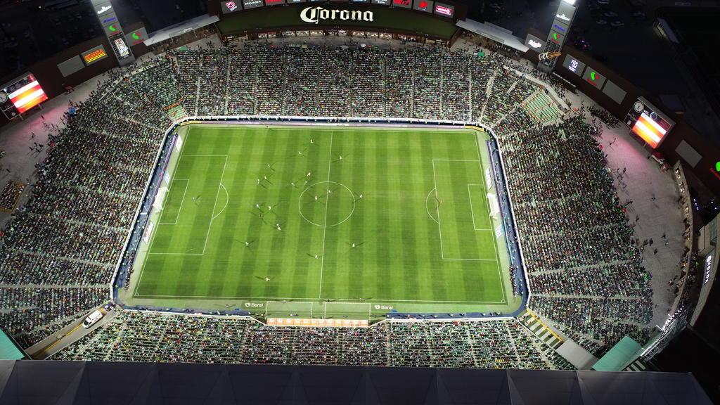 En Coahuila, solo el Territorio Santos Modelo ha pedido autorización a las autoridades para el regreso de la afición a los estadios. (ARCHIVO)
