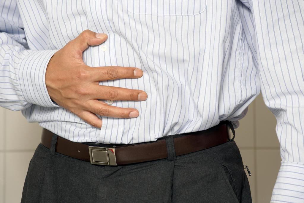 El nivel de estrés y el estado psicológico tienen mucho que ver con la salud digestiva.