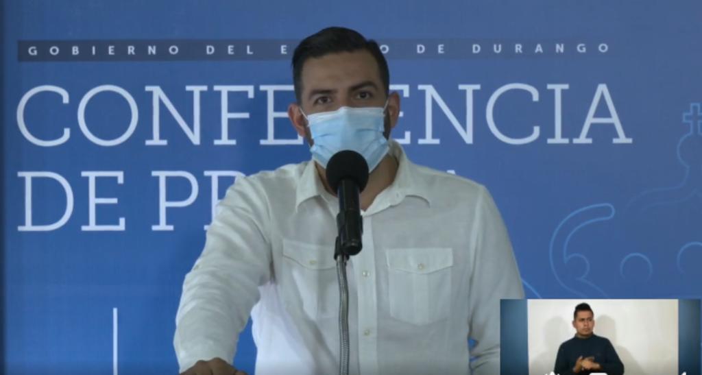 Este martes 13 de abril, la Secretaría de Salud del Estado de Durango registra 32 mil 817 personas en total que han resultado positivas al coronavirus y 2,308 defunciones. (ESPECIAL)
