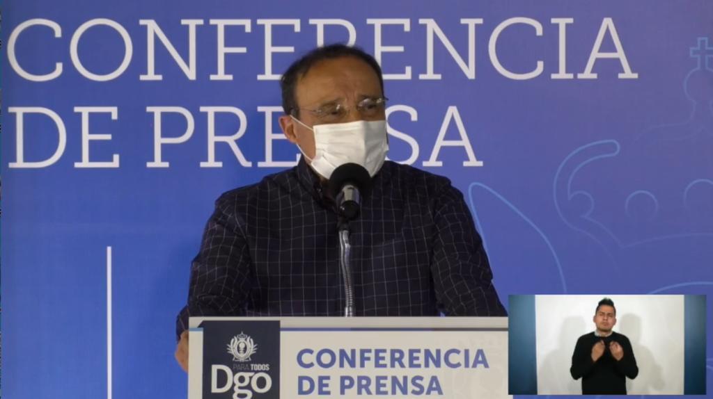 Este miércoles 14 de abril, la Secretaría de Salud del Estado de Durango registra 32 mil 861 personas en total que han resultado positivas al coronavirus y 2,308 defunciones. (ESPECIAL)