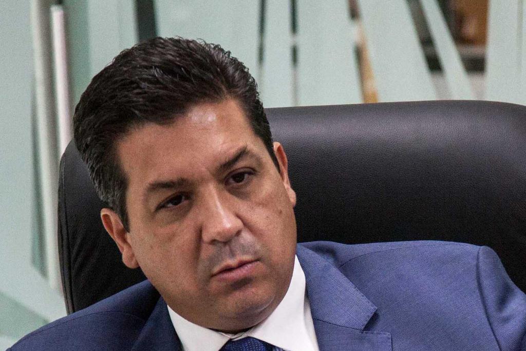 Marko Cortés, líder nacional del Partido Acción Nacional (PAN), aseguró este sábado que pese a que la Cámara de Diputados aprobó desaforar al gobernador de Tamaulipas, Francisco García Cabeza de Vaca, es y seguirá siendo el gobernador de esa entidad. (ARCHIVO)