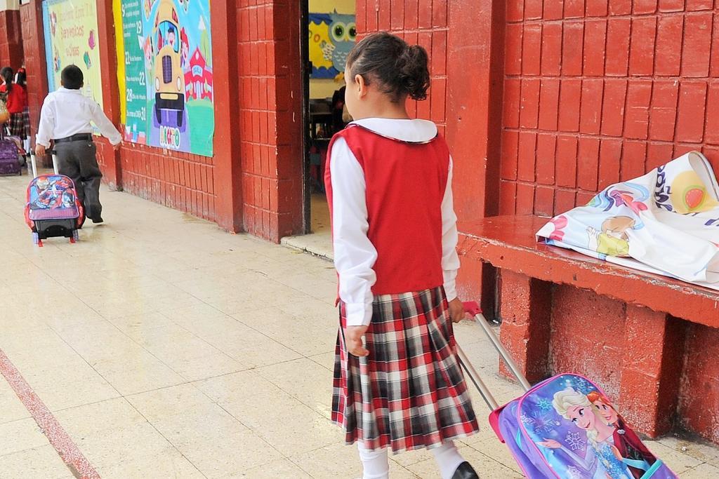 El próximo lunes 17 de mayo se reanudarán las clases semipresenciales en 70 instituciones educativas de preescolar, primaria y secundaria. (ARCHIVO)