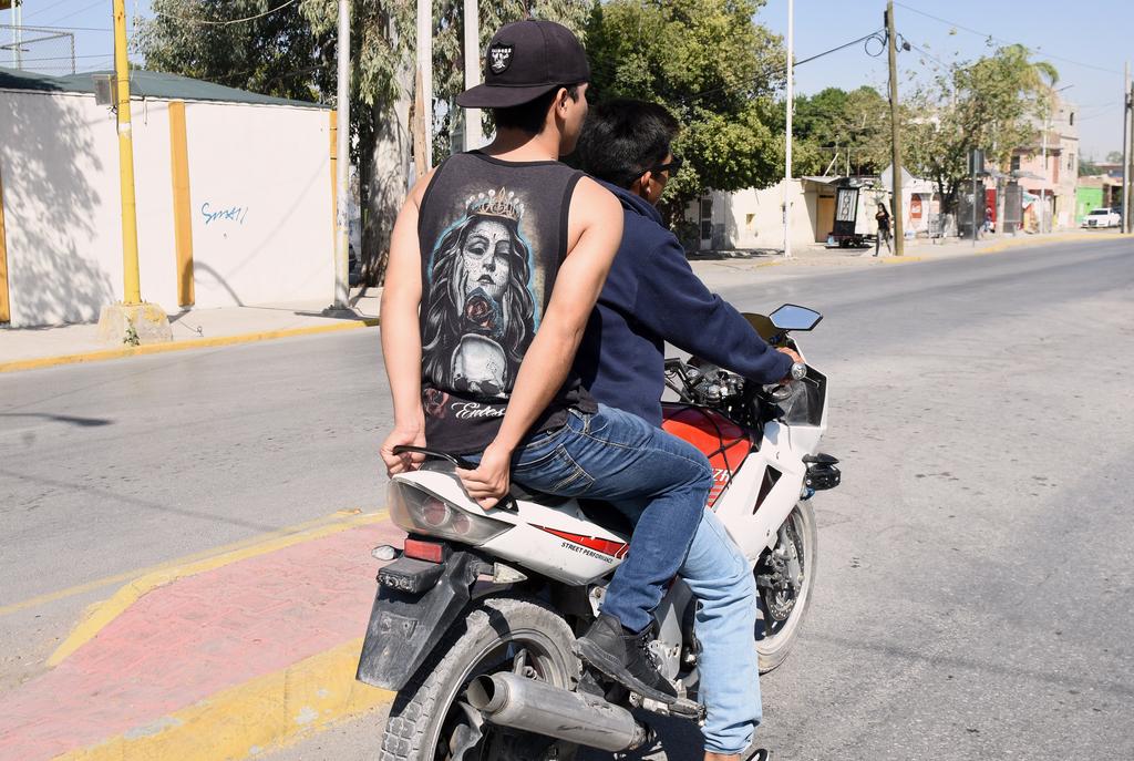 La alcaldesa declaró que los últimos robos en Gómez Palacio se han dado a bordo de motocicletas debido a la fácil huida.