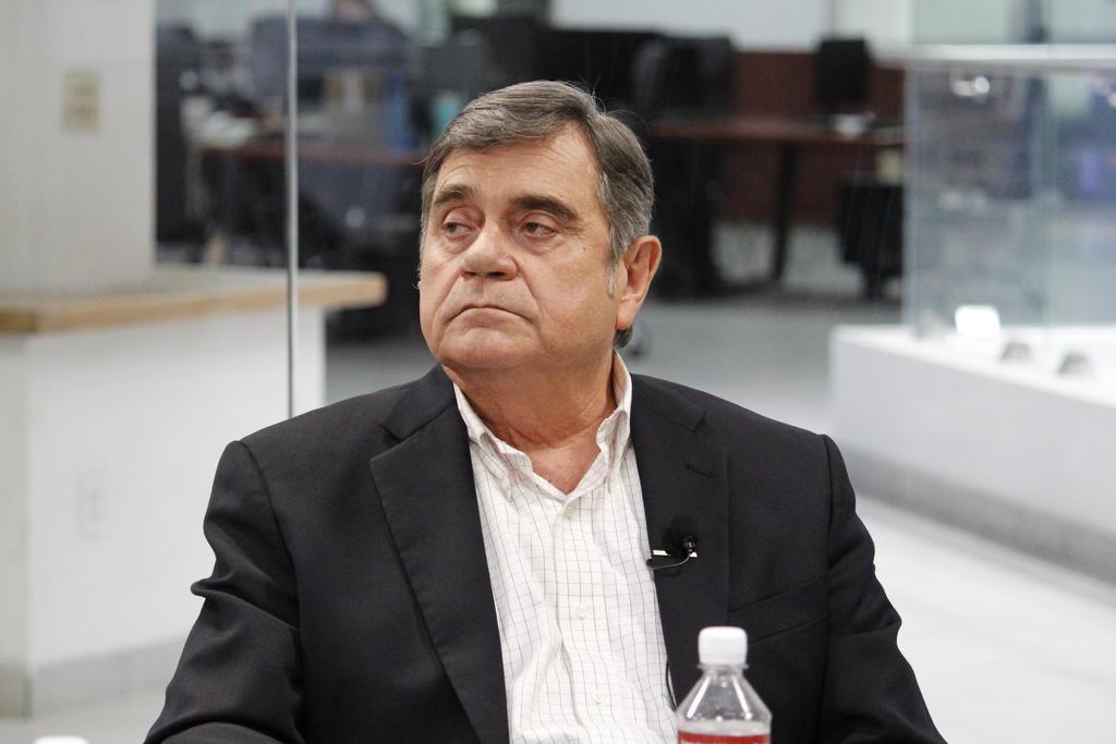 El Tribunal Electoral de Coahuila (TECZ) sesionó la noche de hoy sobre la candidatura del aspirante por Morena, Luis Fernando de la Asunción Salazar Woolfolk, para la alcaldía de Torreón. (ARCHIVO)