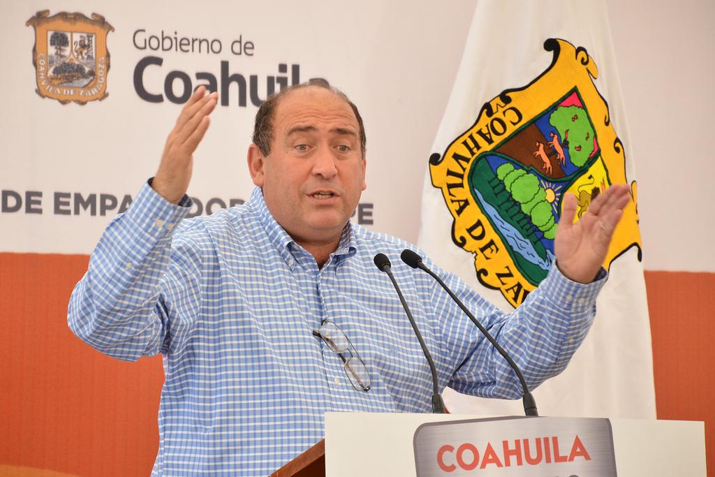El presidente de México dijo que la próxima semana presentará pruebas contra el exgobernador.