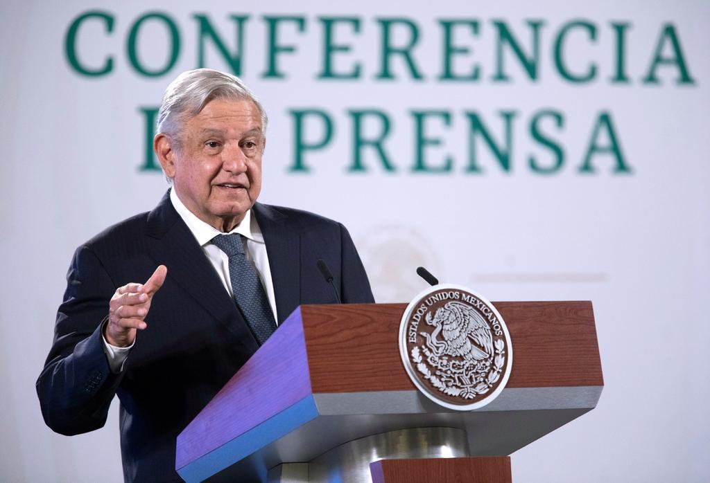 López Obrador anunció que su gobierno buscará vacunar contra el COVID-19 a toda la población mayor de 18 años en el mes de octubre, a fin de que los mexicanos estén protegidos antes de que inicie el invierno.