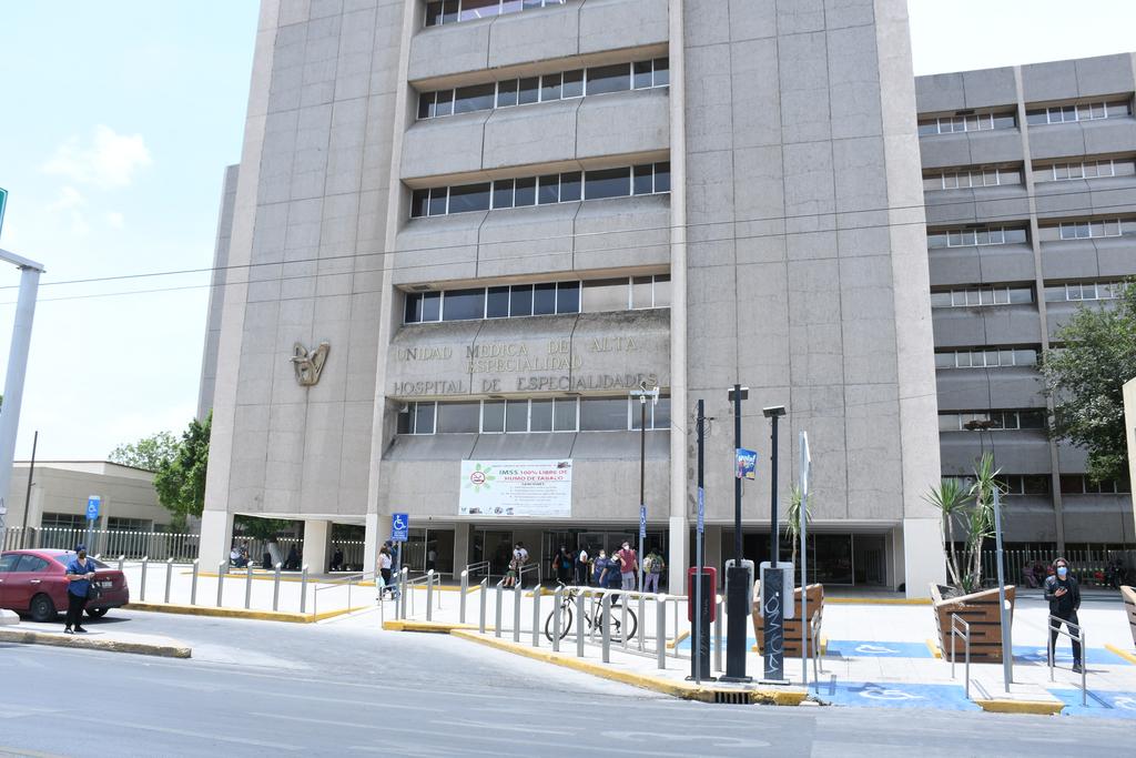 El Seguro Social en Coahuila se pronunció al respecto y dijo que el personal de guardia negó los hechos. (ARCHIVO)