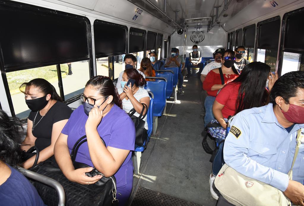 Este martes se dieron a conocer 278 nuevos de COVID-19 en Coahuila de los cuales 42 fueron detectados en Torreón. Esta cifra de nuevos contagios en esta ciudad, es la más alta que ha reportado la Secretaría de Salud del estado en lo que va de este mes de julio. (ARCHIVO)