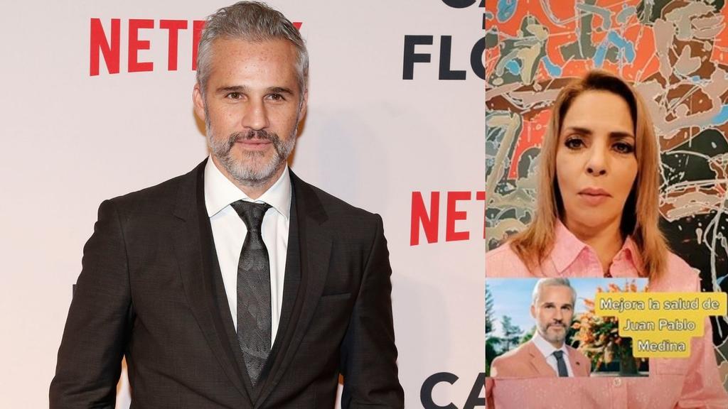 Desde hace unos días se ha dado a conocer la delicada situación de salud por la que atraviesa el actor Juan Pablo Medina debido a una trombosis.(ESPECIAL)