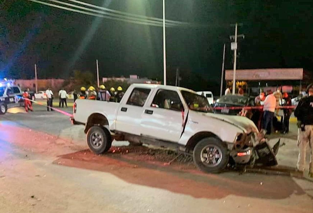 Serán tomadas diversas acciones emergentes ante las recientes tragedias viales que se han registrado en la carretera Torreón-San Pedro. (EL SIGLO DE TORREÓN)