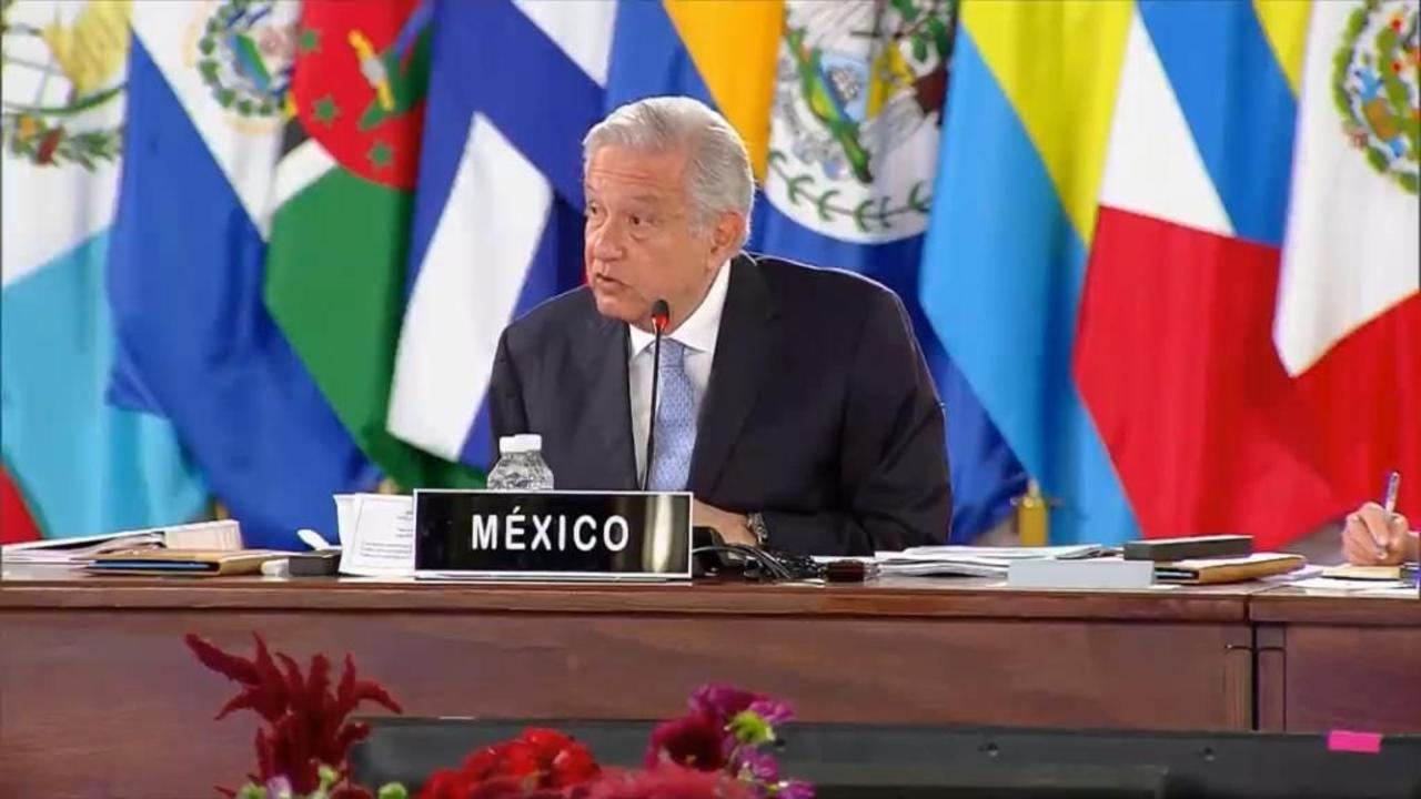 Comunidad de Estados Latinoamericanos y Caribeños (Celac). (TWITTER RELACIONES EXTERIORES)