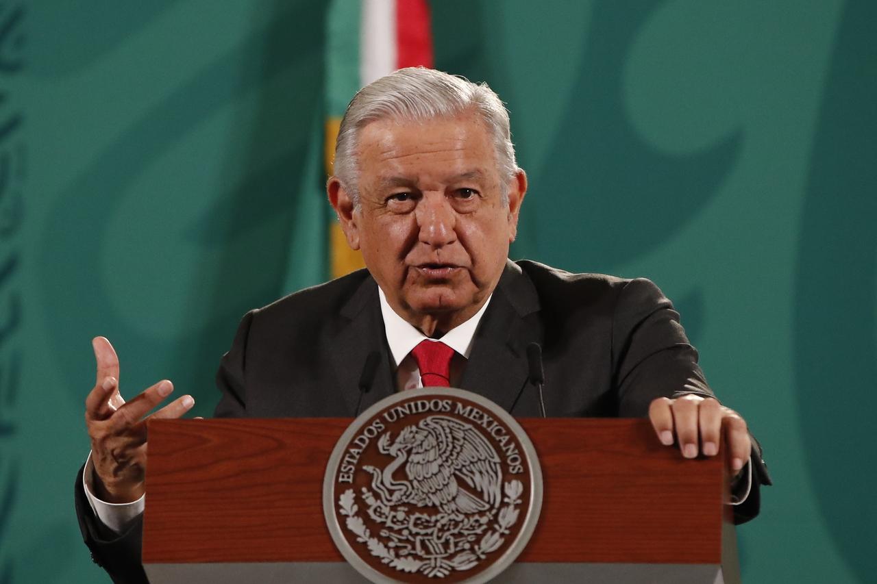 El presidente López Obrador reconoció que el tema de la seguridad, junto con el empleo y el bienestar, es uno de los temas que más preocupa a la población mexicana. (ARCHIVO)