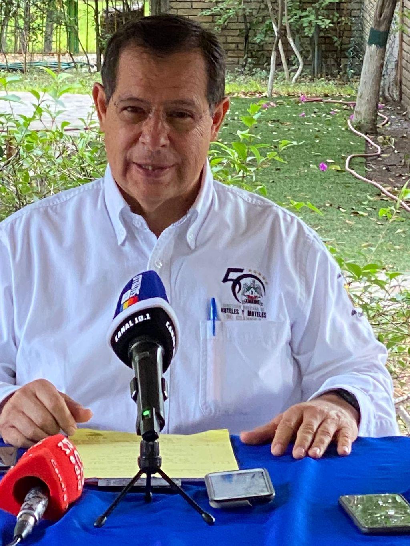 Héctor Horacio Dávila es vicepresidente de la AMHM.